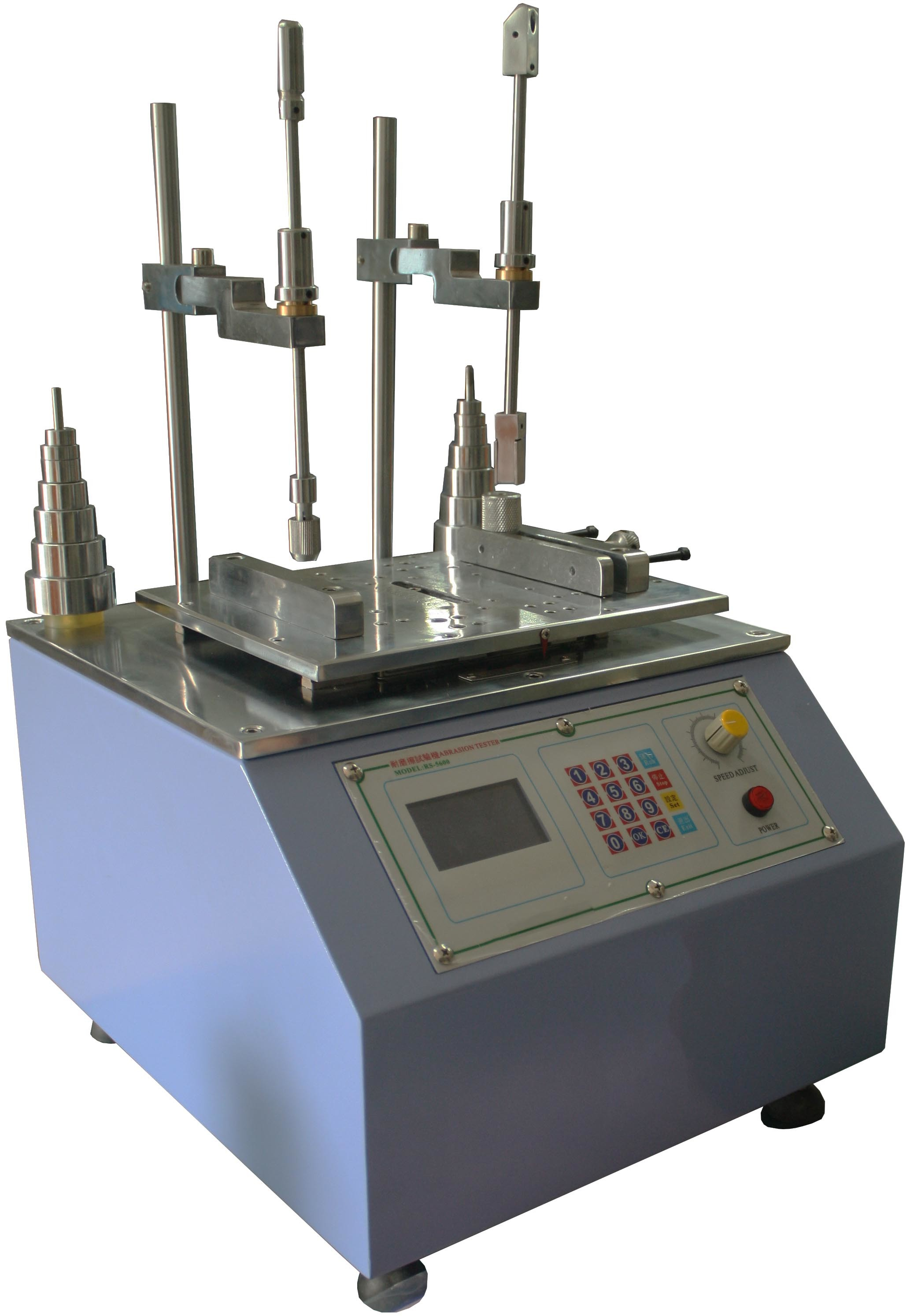 Coating Abrasion Testing Machine Abrasion Resistance Test Precision Component